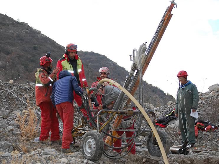 Titre CQP OPRN (Ouvrier Protection Risques Naturels) est inscrit au RNCP (Répertoire National des Certifications Professionnelles)