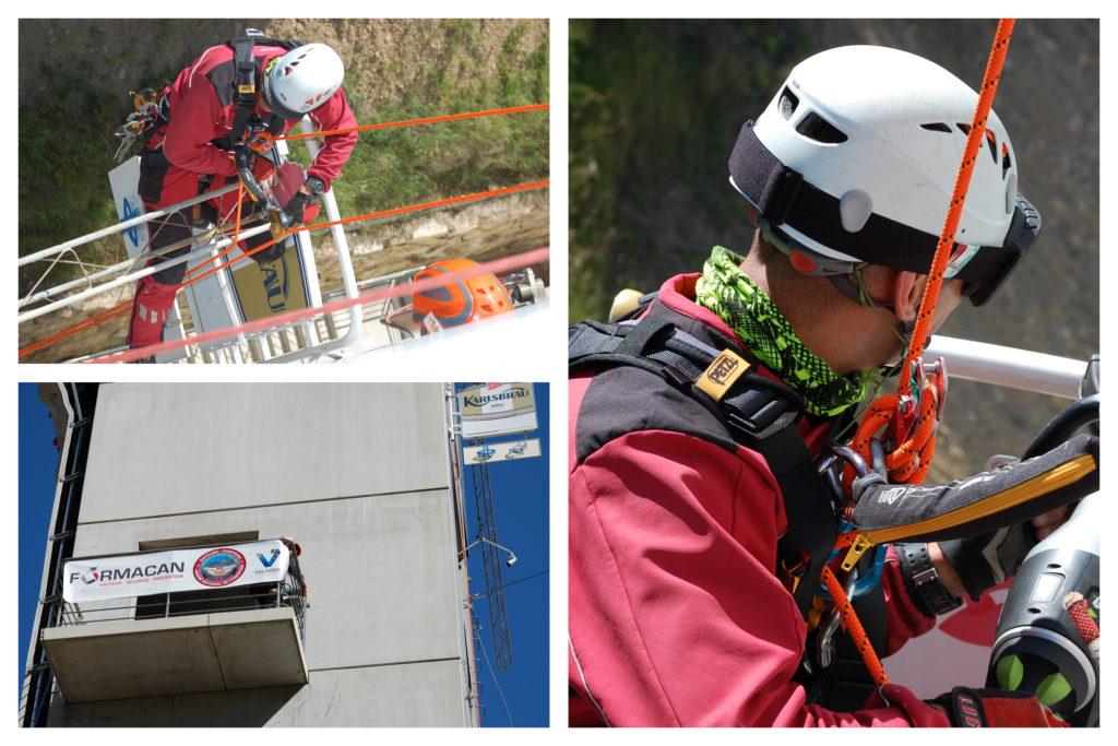 Évolutions des interventions diverses sur cordes chez les Sapeurs-Pompiers, quelles évolutions?