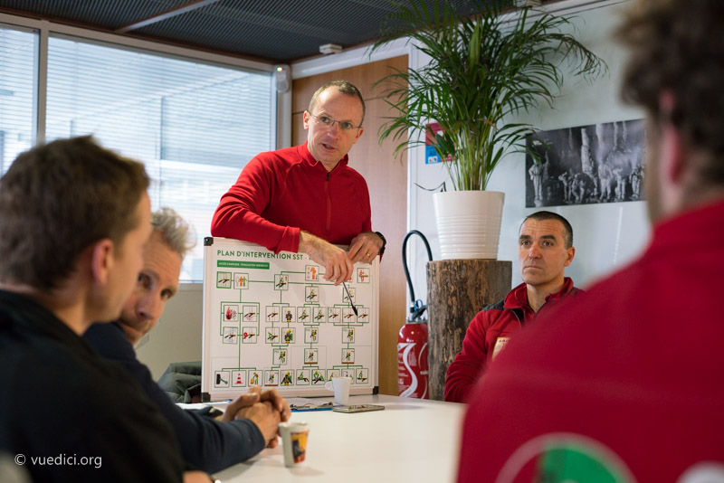 Formation CQP TOTC : Technicien en Organisation des Travaux sur Cordes